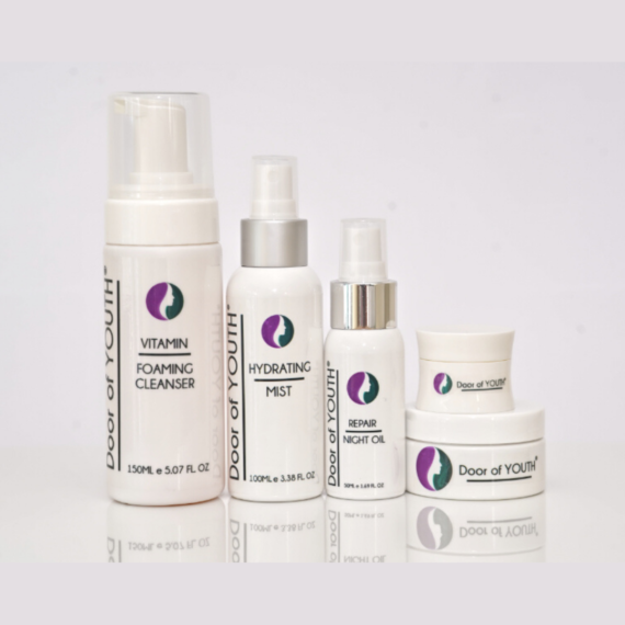 Ultimate Skincare Bundle | Pro-age Skin Care | Door of Youth