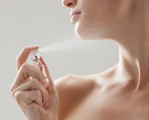 Perfume is it marking your skin